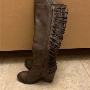 Cute target boots.